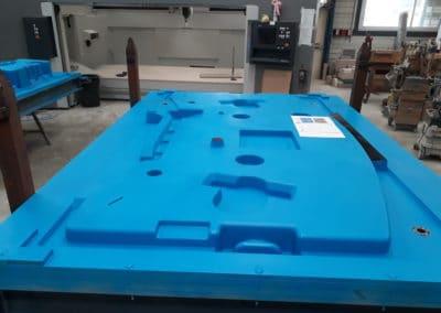 Modèle pour fabrication de contrepoids