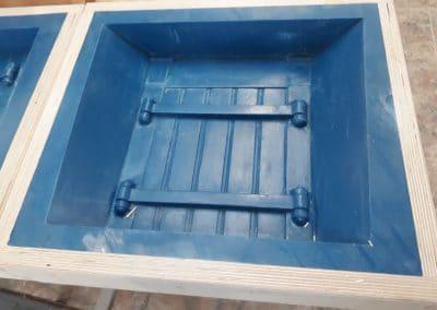outillage de fonderie pour fabrication modele vase cache pot