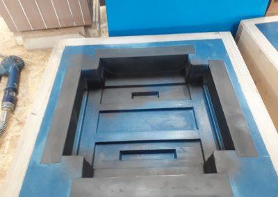 outillage pour fabrication en fonderie