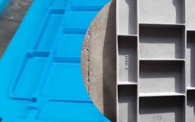 Modèle pour fabrication en fonderie d'aluminium