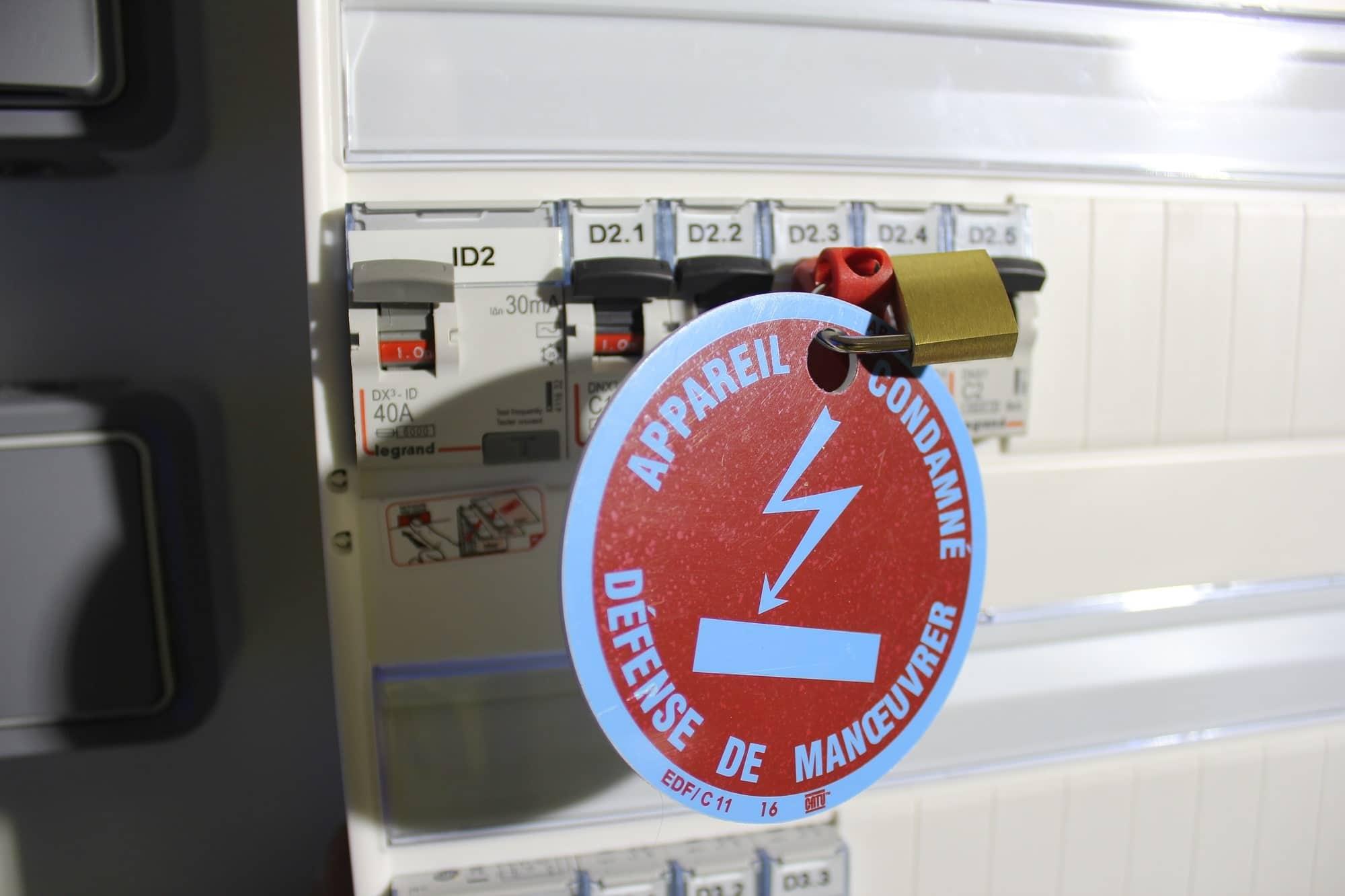 simulation instalaltion électrique